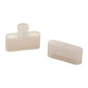 Rail Ends for Mini Blinds -- set of two