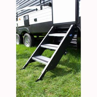 Rv Steps Amp Parts Camper Amp Trailer Steps Folding Steps