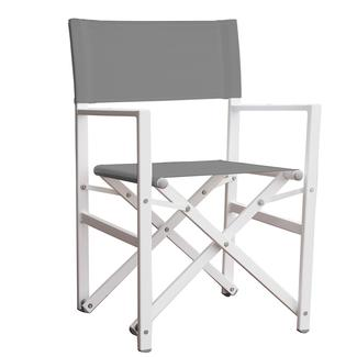 Studio Aluminum Folding Directoru0027s Chair, ...