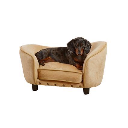 Ultra Plush Snuggle Pet Bed, Caramel