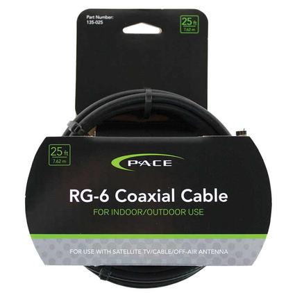 Coaxial Cable, 25