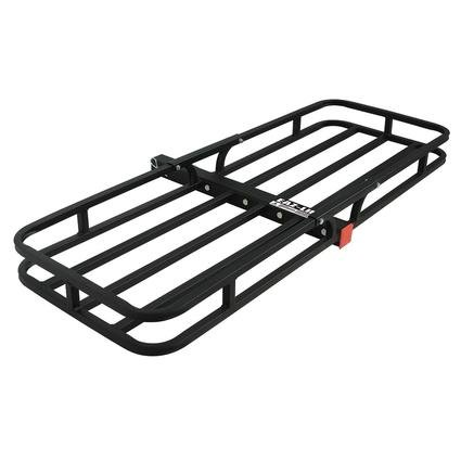 Hitch Mounted Cargo Carrier