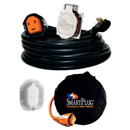30 Amp Cordset Kit Stainless