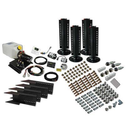Level Up Automatic Hydraulic Leveling System, 4-Point Kit
