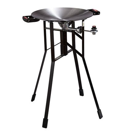 Black Shallow FireDisc Cooker, 36