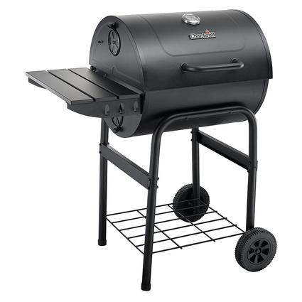 Char-Broil American Gourmet Charcoal Barrel Grill, 625 Series