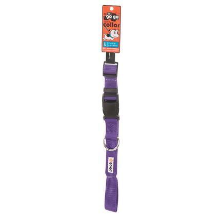 Pet Stuff Pet Collar - Large, Purple