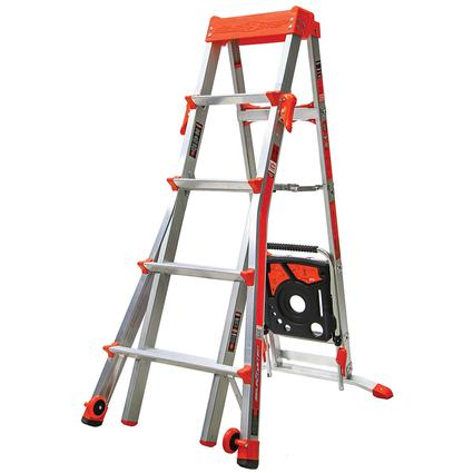 Little Giant Select Step Adaptive Stepladder