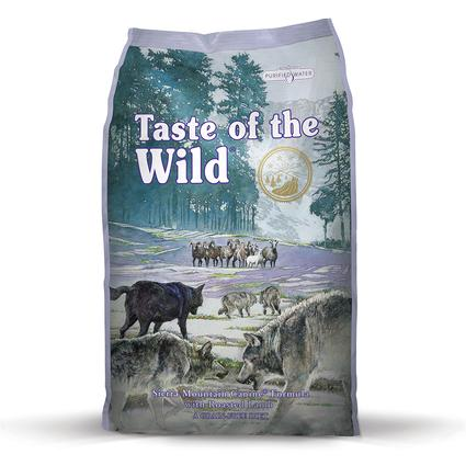 Sierra Mountain Canine Formula with Roasted Lamb, 15 lb. Bag