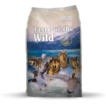 A Taste of the Wild Wetlands Canine Formula with Roasted Fowl, 5 lb. Bag