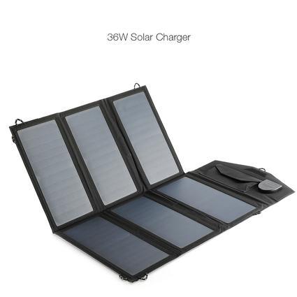 EcoFlow Foldable 50 Watt Solar Panel