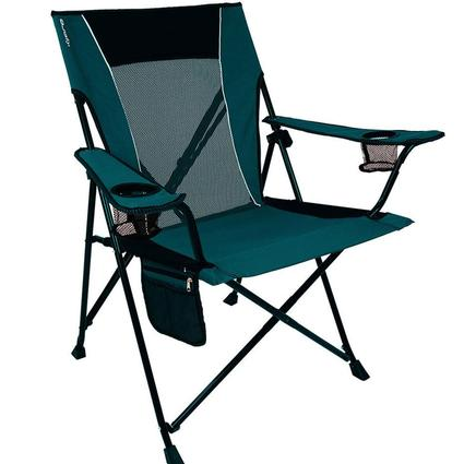 Dual Lock Chair, Teal