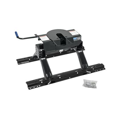 Pro Series 16K 5th Wheel Hitch with Rail Kit