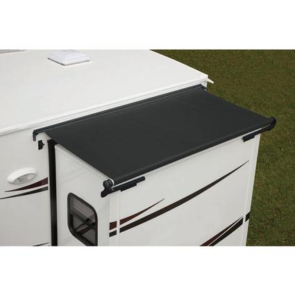 Vinyl Replacement Fabric for Dometic Deluxe SlideTopper