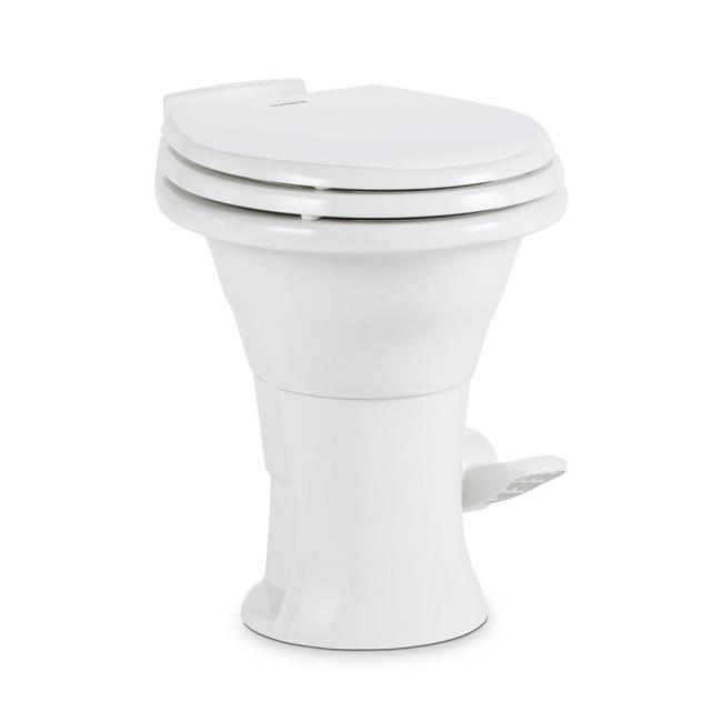 Dometic 310 Series High Profile Gravity Discharge Toilets, White ...