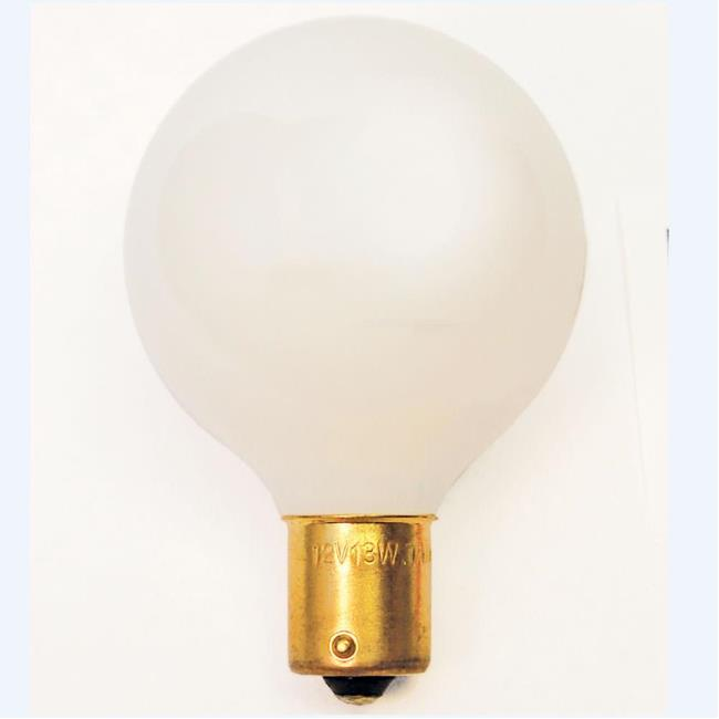 Image 12v Bulb Ref 2099 Single Contact For Vanity Fixture To