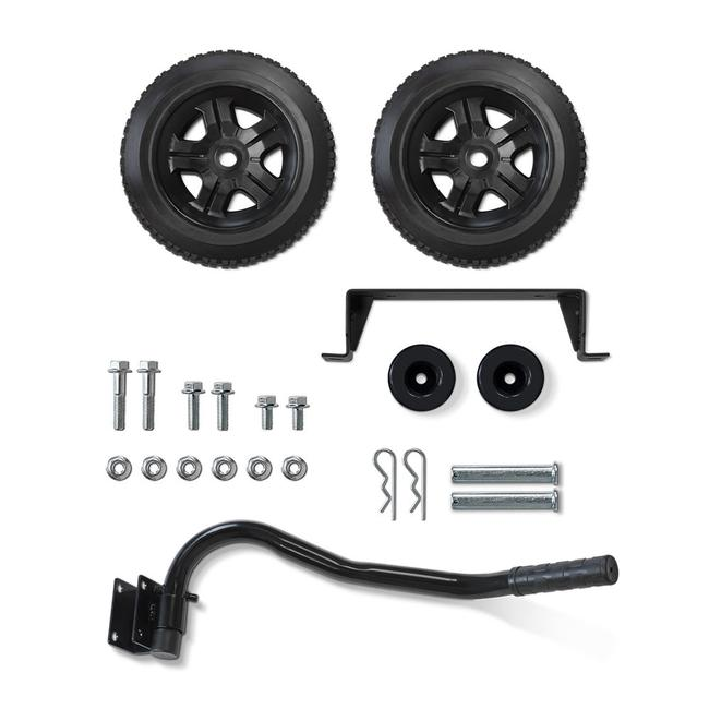 Image Champion Power Equipment 40065 Wheel Kit. To Enlarge The Image, Click  Or Press .