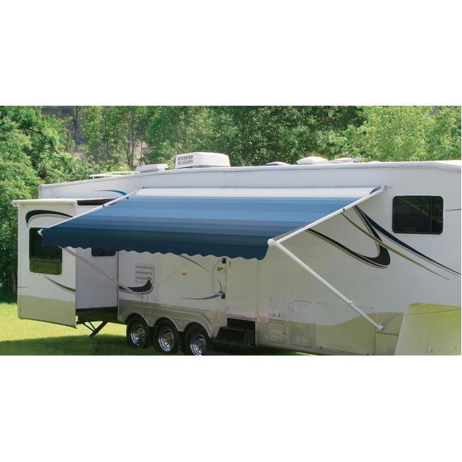 Image Dometic 9000 Patio Awning U0026 Metal Weathershield. To Enlarge The  Image, Click Or .