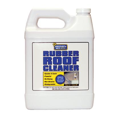 Image Protect All Rubber Roof Cleaner, Gallon. To Enlarge The Image, Click  Control