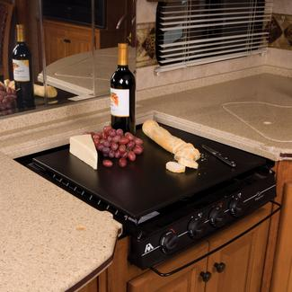 Kitchen Stove Top rv kitchen accessories | stove top covers | camping world