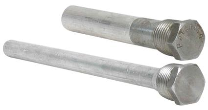 Replaceable Anode Rods for Atwood and Suburban Water Heaters