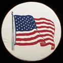 American Flag Spare Tire Cover 28