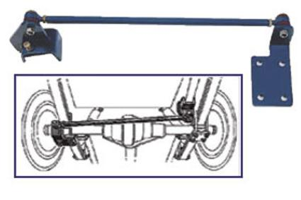 Super Steer Rear Stabilizer Bar