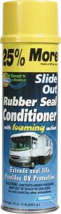 16 Ounce Slide Out Rubber Seal Conditioner