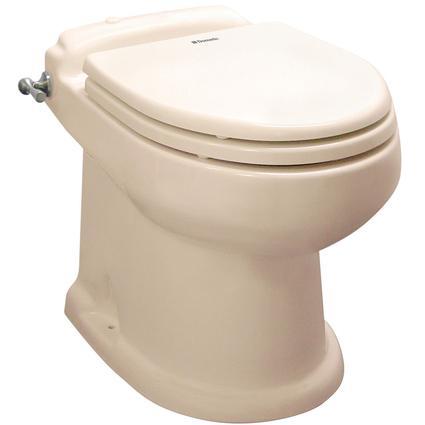 SeaLand Concerto All-Ceramic Toilet - Bone