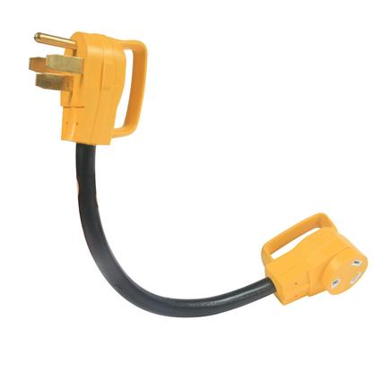 Power Grip Adapter - 50A Male to 30A Female