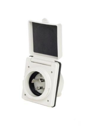 30 A RV Power Inlet