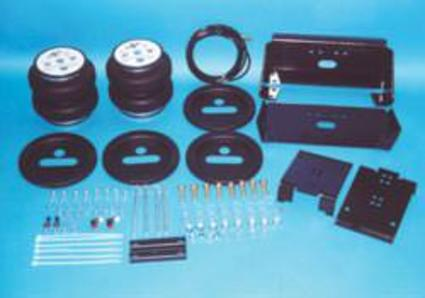 Super Duty Air Springs, Rear - '02-'03 Chevy W20/W22 Workhorse
