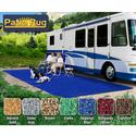 Prest-O-Fit Patio Rug 6' x 15' - Imperial Blue
