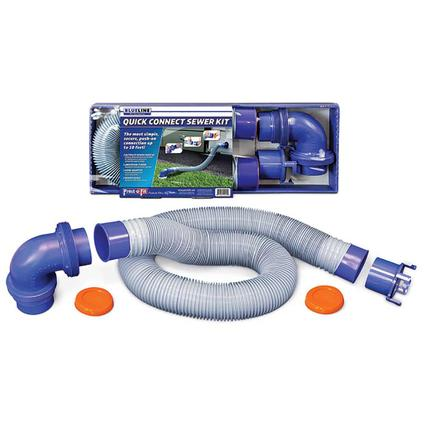 Blueline Quick Connect Sewer Kit