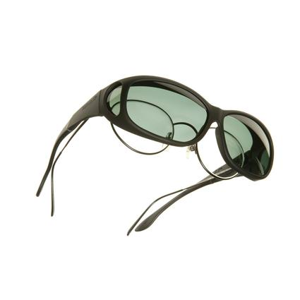 Cocoons Sunglasses, Mini Slim - Grey