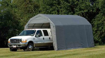 Shelter Logic 11' H Homestead Style Garages