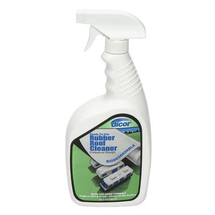 Dicor Ready-to-Use Rubber Roof Cleaner, 32 oz. spray