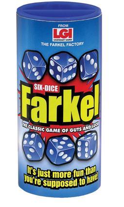 Six Dice Farkel Classic