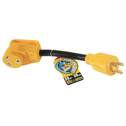 Power Grip Generator Adapter, 30A