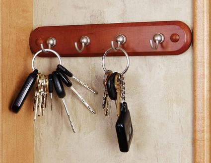 Key Racks- Nickel