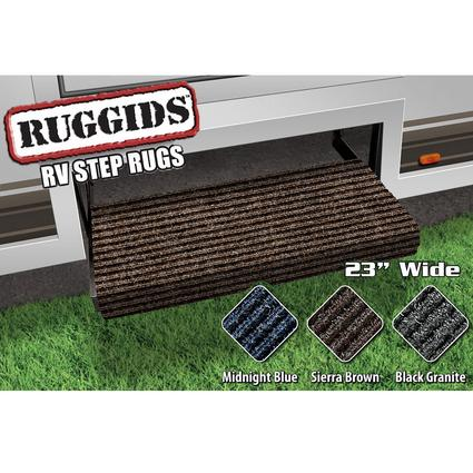 Ruggids RV Step Rug - Sierra Brown, 23