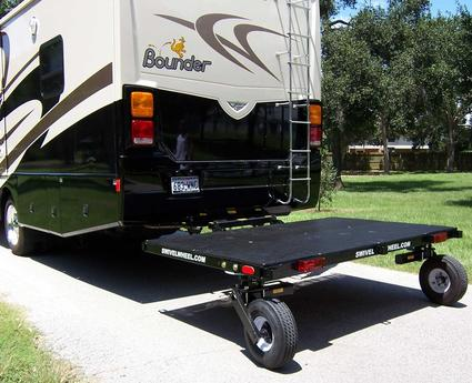 Swivelwheel 58DW Transport System - Dual Wheel