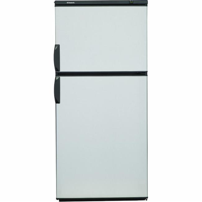 Image Dometic New Generation RM3762 2 Way Refrigerator, Double Door, 7.0 Cu.