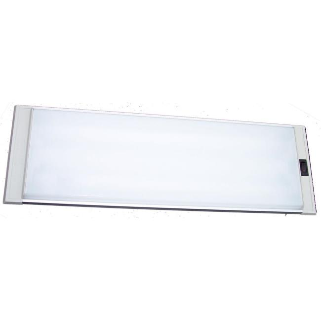 Recessed Fluorescent Light Fixture #736 - Leisure Time DIST-736 ...