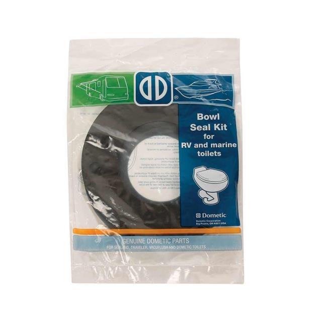 Toilet Bowl Seal Kit Base Seal/2 Seals - Dometic 385316140 - Toilet ...