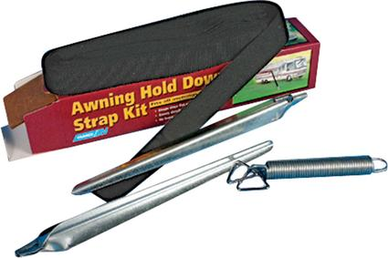 RV Awning Hold Down Strap Kit