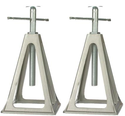 Aluminum Stack Jacks, set of 2