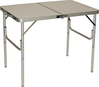 3u0027 Fold N Half Aluminum Table