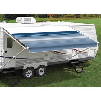 Carefree Fiesta Awning  sc 1 st  C&ing World & Outside RV u003e Patio u0026 Garden u003e RV Patio Awnings - Camping World