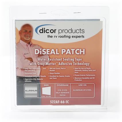 Dicor DiSeal Patch - 6